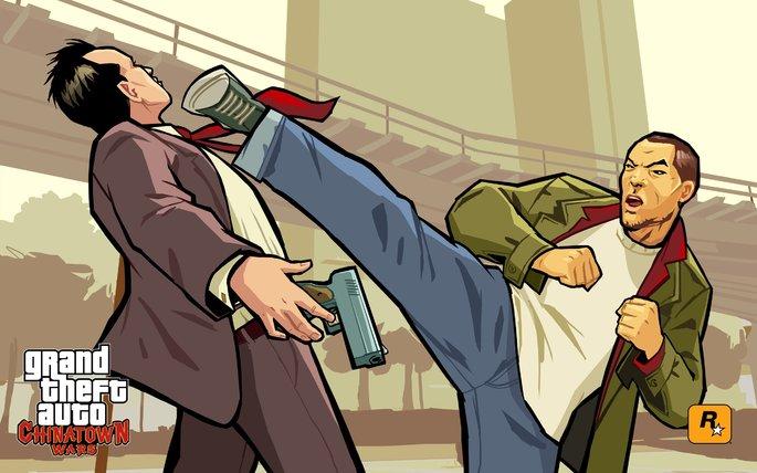 4 GTA Chinatown Wars