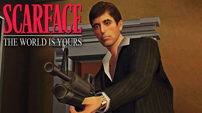 4 Scarface The World Is Yours - Juegos parecidos al GTA