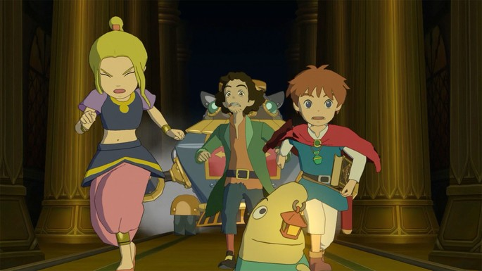 41 Ni no Kuni Wrath of the White Witch