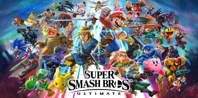 42 Super Smash Bros Ultimate