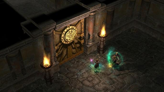 Titan Quest - Mejores juegos RPG para PC