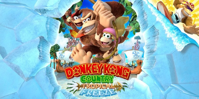 43 Donkey Kong Country Tropical Freeze
