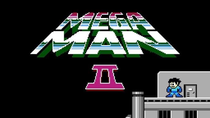 45 Mega Man 2