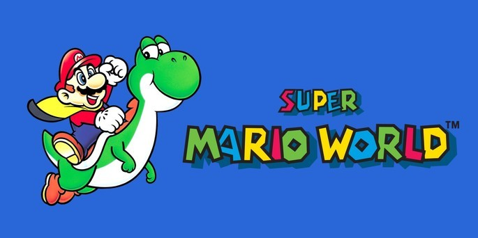 47 Super Mario World
