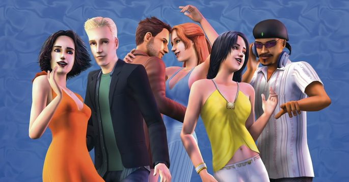 49 The Sims 2