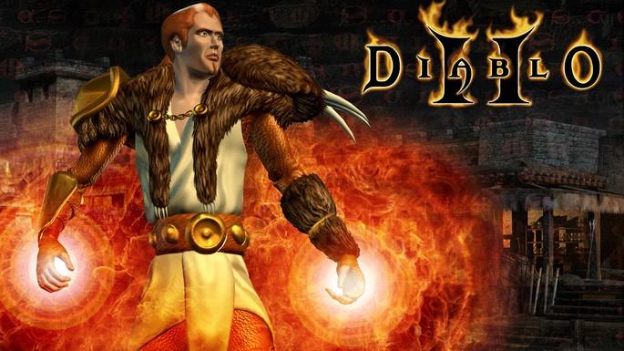 Diablo II - Mejores juegos RPG para PC
