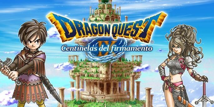 5 Dragon Quest IX Centinelas del Firmamento