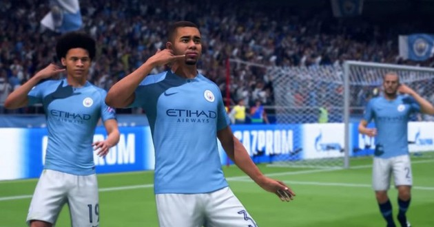 FIFA 19 Manchester City