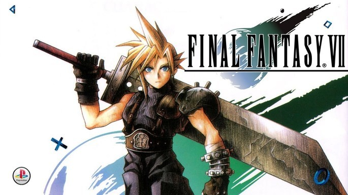 5 Final Fantasy VII