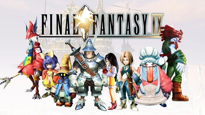 50 Final Fantasy IX
