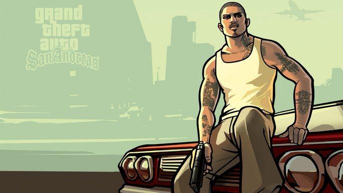 54 GTA San Andreas