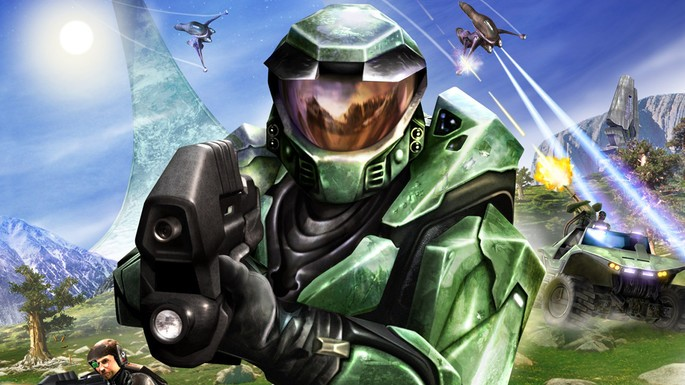 55 Halo Combat Evolved