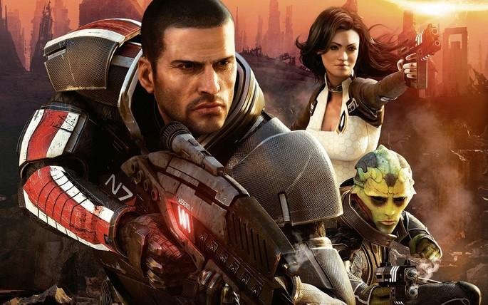 58 Mass Effect 2