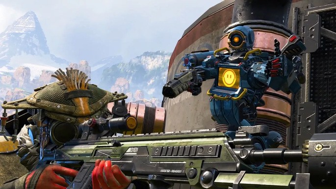 6 Apex Legends - Juegos parecidos a Fortnite