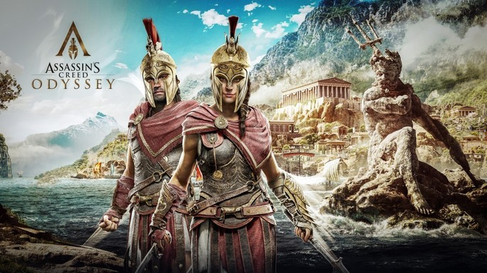 6 Assassin's Creed Odyssey - Mejores Assassins Creed