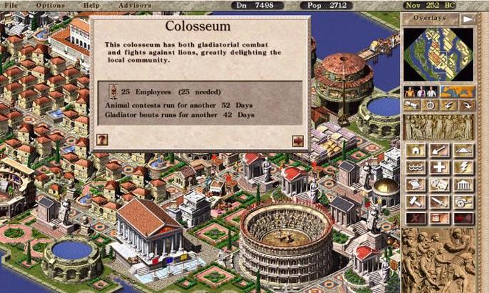 Jogos de construir cidades