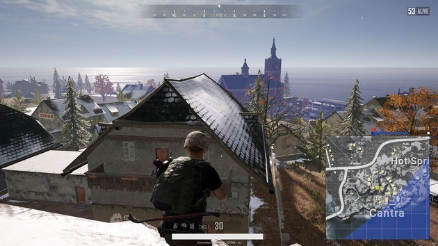 PUBG Vikendi Cantra y Hot springs