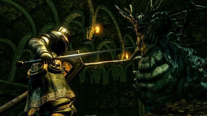 Dark Souls - Mejores juegos RPG para PC