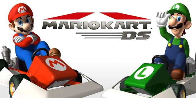 6 Mario Kart DS