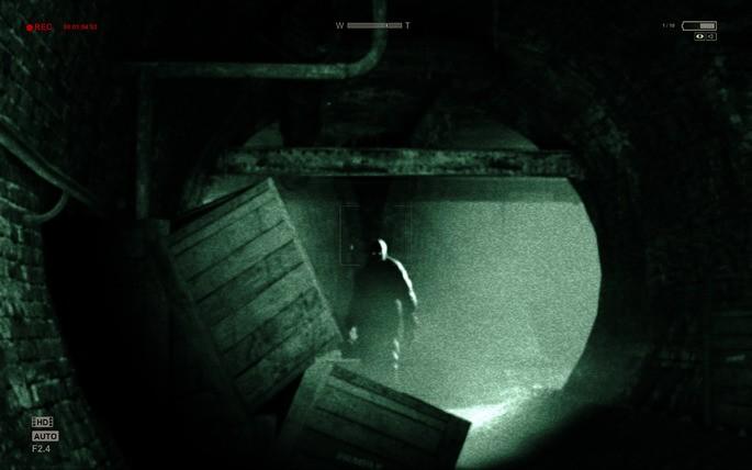6 Outlast - Mejores juegos de terror