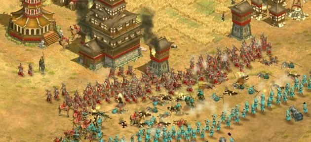 Mejores juegos para PC con pocos requisitos: Rise of Nations