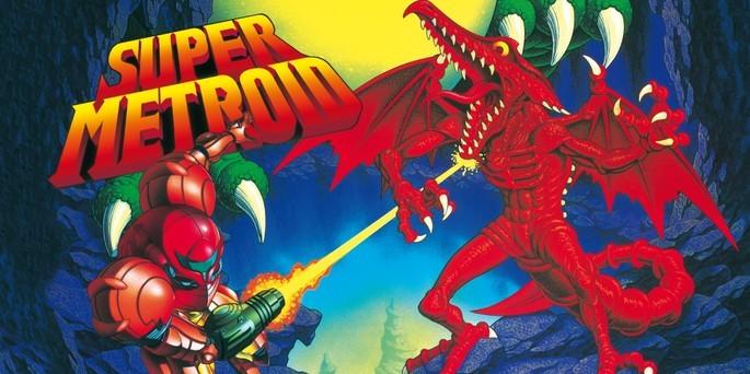 6 Super Metroid