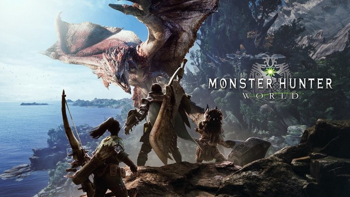 62 Monster Hunter World