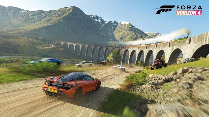 63 Forza Horizon 4