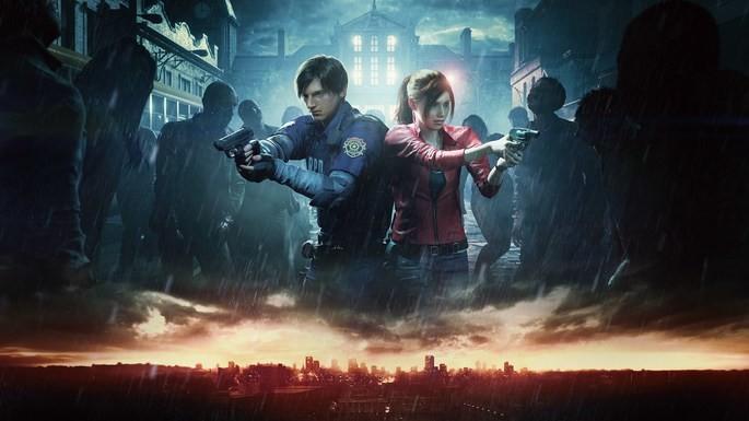 64 Resident Evil 2 Remake
