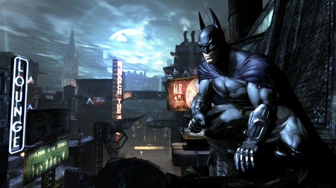 67 Batman Arkham City