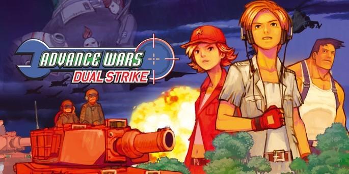 7 Advance Wars Dual Strike