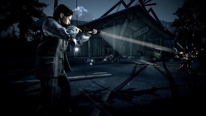 7 Alan Wake - Mejores juegos de terror