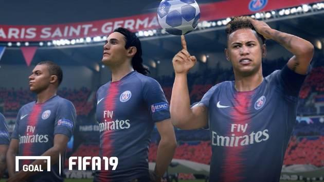 FIFA 19 PSG