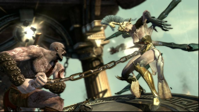 7 God of War Ascension