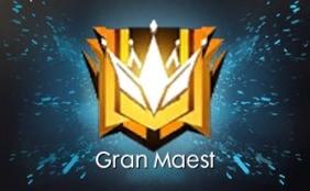 Free Fire Gran Maestro