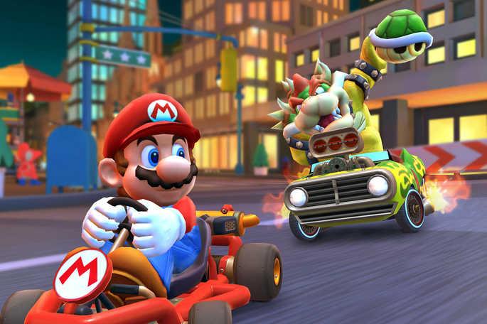 7 Mario Kart Tour