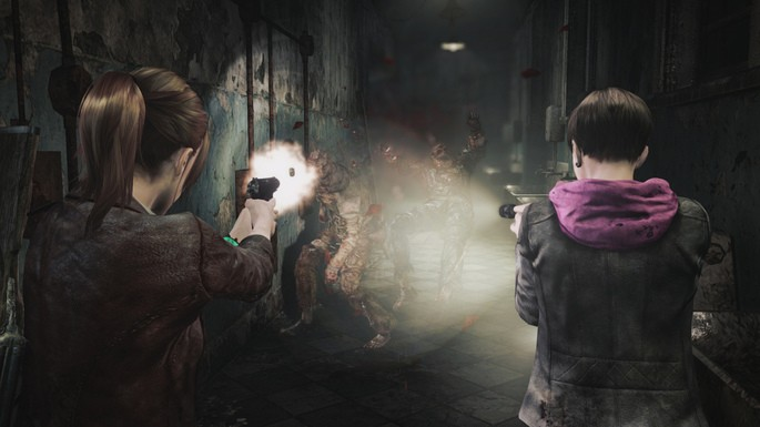 7 Resident Evil Revelations 2 - Juegos multijugador local
