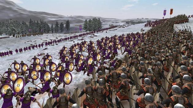Mejores juegos para PC con pocos requisitos: Rome Total War