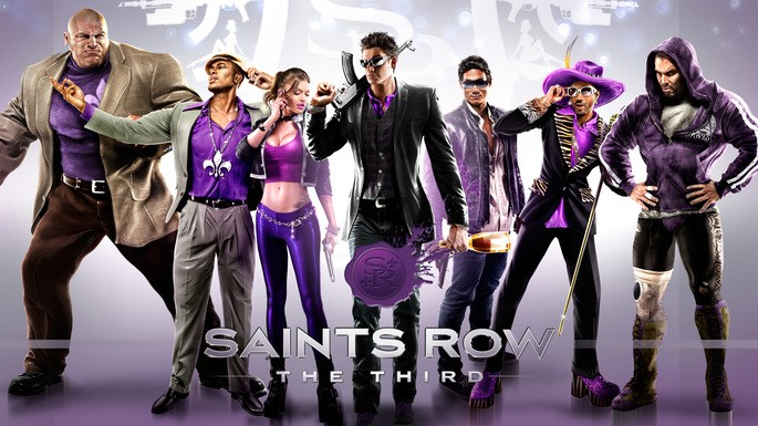 7 Saints Row The Third - Juegos parecidos a GTA