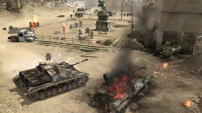 72 Company of Heroes