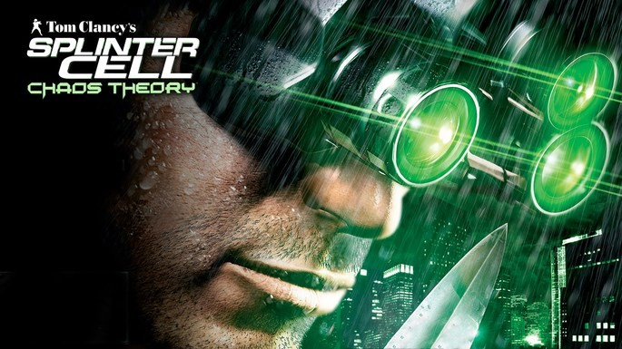 73 Splinter Cell Chaos Theory