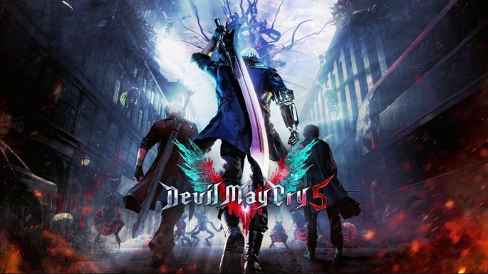 77 Devil May Cry 5