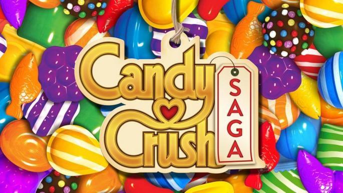 8 Candy Crush Saga