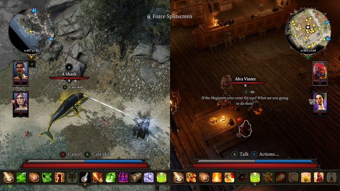 8 Divinity Original Sin 2 - Juegos multijugador local