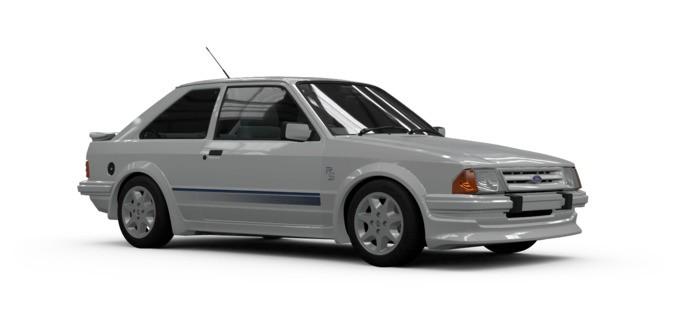 8 Ford Escort RS Turbo Forza Horizon 4