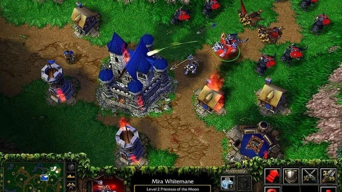 80 Warcraft III Reign of Chaos