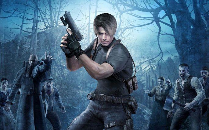 81 Resident Evil 4