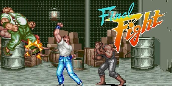 82 Final Fight