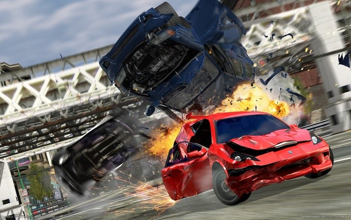 83 Burnout 3 Takedown