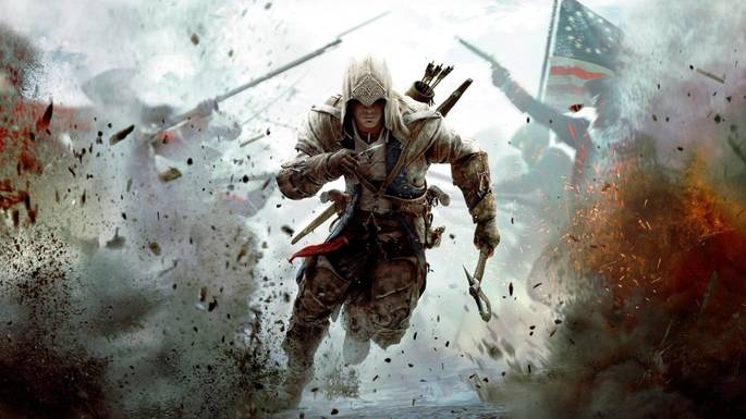 9 Assassin's Creed III - Mejores Assassins Creed